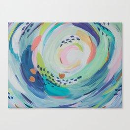 mellifluous 1 Canvas Print
