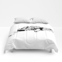 Malaclemys Terrapin (R) Comforters