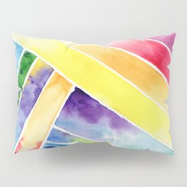 bright abstraction Pillow Sham