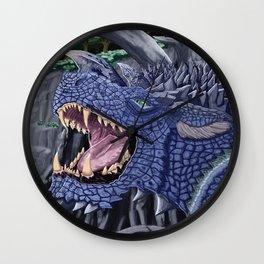 The Roar Wall Clock