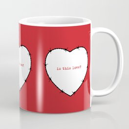 Love Hurts Coffee Mug