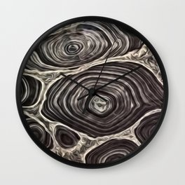 Rock Galaxy Wall Clock