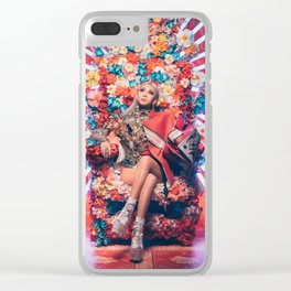 Cl 2ne1 kpop Clear iPhone Case
