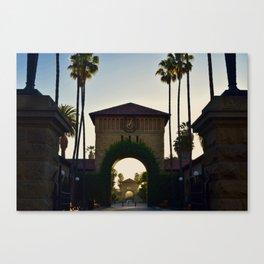 Palo Alto Canvas Print