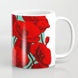 Poppies II Coffee Mug