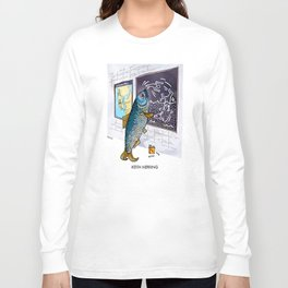 Keith Herring Long Sleeve T-shirt
