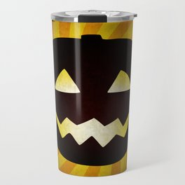 Vintage Halloween pumpkin gifts Travel Mug