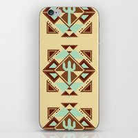 southwest iPhone & iPod Skins featuring Southwest by S. Vaeth