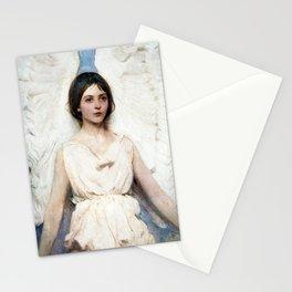 Abbott Handerson Thayer Angel Stationery Cards
