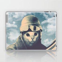 Flight Cat Laptop & iPad Skin