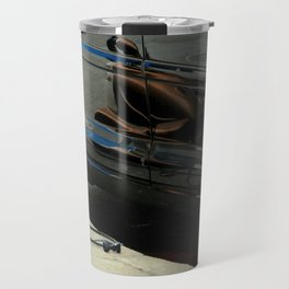The Shape Of Things To Go Travel Mug