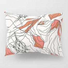 Black Strings Pillow Sham