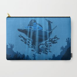 The Underwater Fantasy Carry-All Pouch