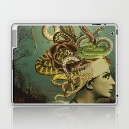 ANOTHER BAD HAIR DAY Laptop & iPad Skin