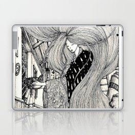 Old attic spirit Laptop & iPad Skin