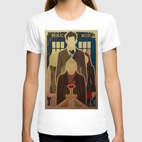 doctor T-shirts featuring Day of the Doctor by Danny Haas