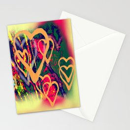 Street love Stationery Cards