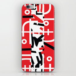 Diablo Rojo x Manuel Jaen (Red Devil) iPhone Skin