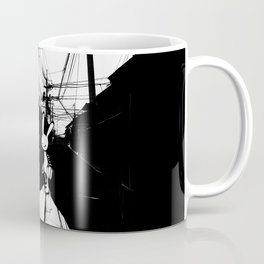 minima - beta bunny / noir Coffee Mug