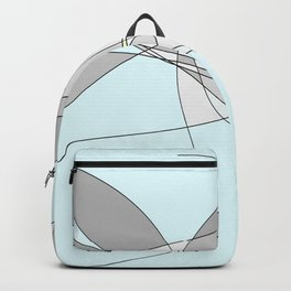 The Bird Abstract Backpack