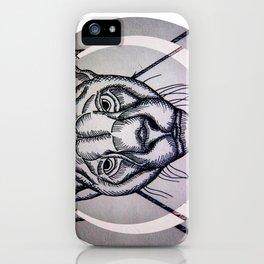 Jungla de Cemento iPhone Case