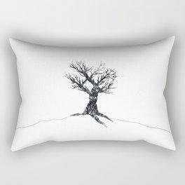 Ampersand Tree by Cheyenne Austin Rectangular Pillow