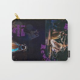 Satisfied: Angelica Schuyler Carry-All Pouch