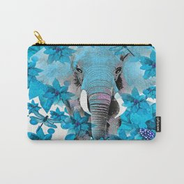 Elephant #1 Carry-All Pouch