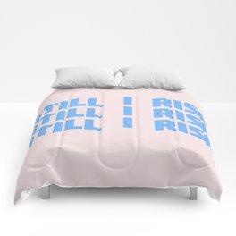 still I rise XI Comforters