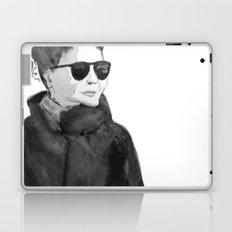 Shades (B&W) Laptop & iPad Skin