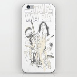 Classic Star Wars iPhone Skin