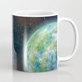 Unknown planet. Coffee Mug