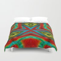 moth Duvet Covers featuring Moth by RingWaveArt