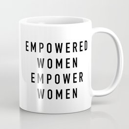 Empowered Women Coffee Mug