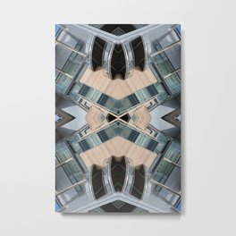 ORY 0812 (Symmetry Series III) Metal Print