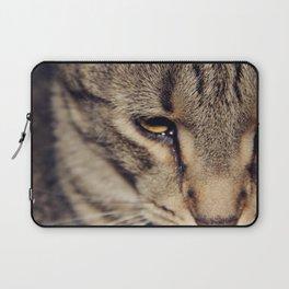 Kitties are so nice. Laptop Sleeve
