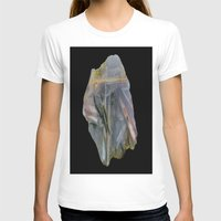 agate T-shirts featuring Chopstix Agate by The Agate Hunter