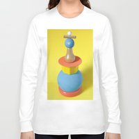 sam smith Long Sleeve T-shirts featuring Sam Smith by Ed Cheverton