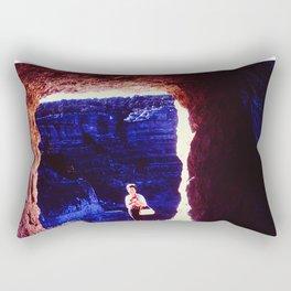 Cave Frame Rectangular Pillow