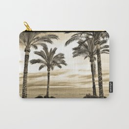 Palm Trees in Spain Carry-All Pouch