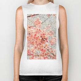 Awesome Blossom Biker Tank