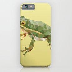 Geometric Frog Slim Case iPhone 6s