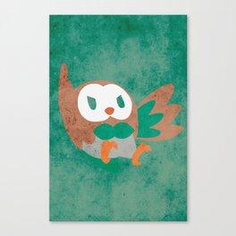 722 Canvas Print