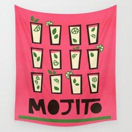 Mojito Wall Tapestry