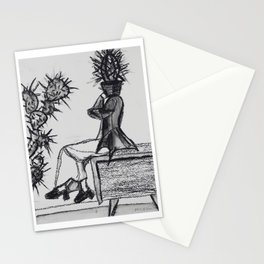 Cactus style Stationery Cards