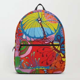 Under the sea, what do you see? Backpack
