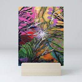 Shattered Dream Mini Art Print
