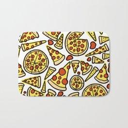 Pizza Time! Bath Mat