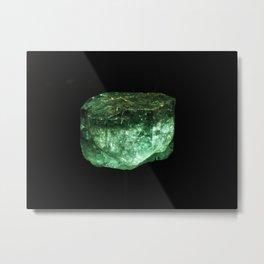 chaos emerald Metal Print