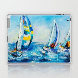 Regatta Laptop & iPad Skin